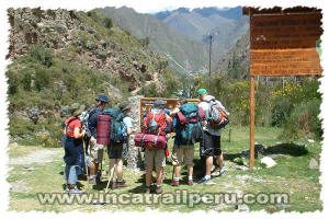 Inca Trail Peru - Photos of the Inca Trail to Machu Picchu